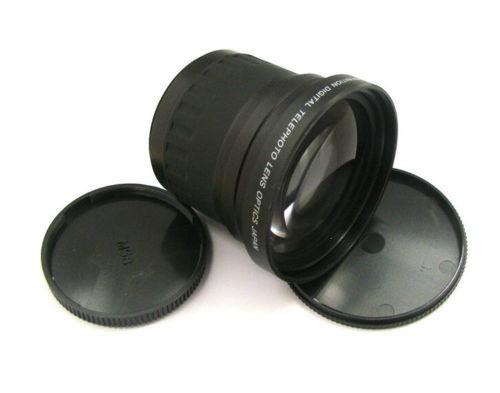 58mm 3.5x TELE Telephoto LENS Magnification for 58 mm canon 60d 70d 650d 700d 1100d nikon DSLR/SLR Digital Camera