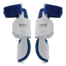 1 пара, защита пальцев ног, выпрямитель для большого пальца, корректор вальгусной деформации, ночная шина, уход за ногами