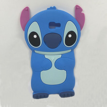 For Samsung Galaxy J2 Prime G532F J7 Case 3D Cartoon Stitch Silicone Cover J5 G570 Phone Fundas