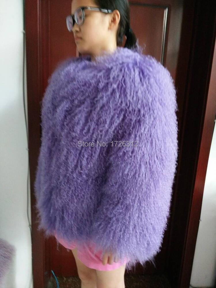 real mongol mujer chaqueta 50