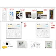 MiBOXER FUT035/iBox1/iBox2/B2/T2   led strip Light dimmer 4-Zone Brightness Smart Panel WiFi iBox Smart Controller зонт cone zone b2 4620
