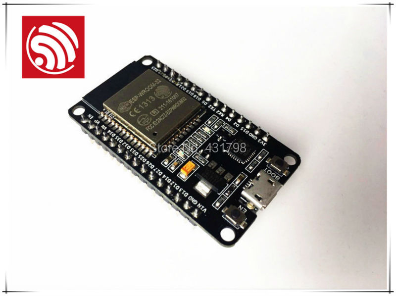 ESP-32S / ESP-3212 / ESP-WROOM-32 / IoT WiFi Bluetooth module ESP32 Development Board McuNode Lua Board (Superior ESP8266 ) iot esp8266 wireless wifi serial module esp 07s