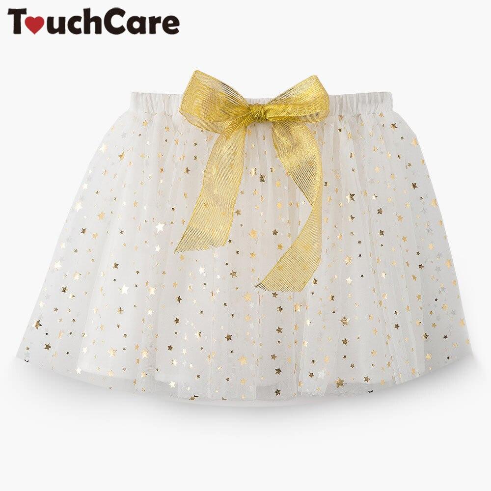 6182db9dae0f2 Touchcare Newbron bébé fille jupes Bowknot dentelle bébé TuTu jupe bébé  fille vêtements petites étoiles anniversaire enfant en bas âge jupe dans  Jupes de ...