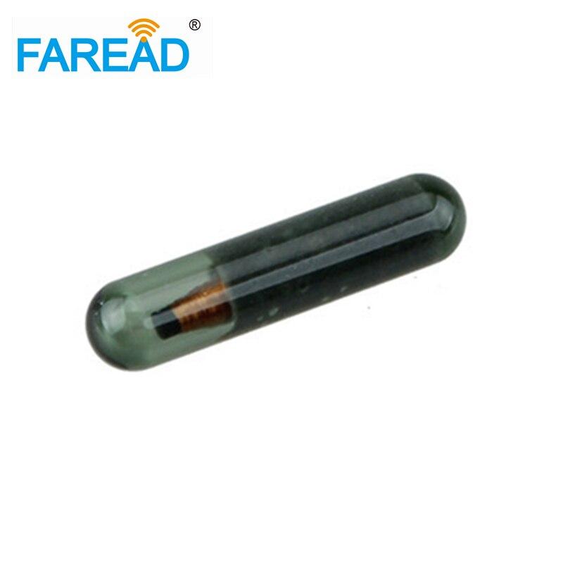 Free Shipping Best Price Original ID 48 13mm ID48 Transponder Chip Glass Tag Key Car