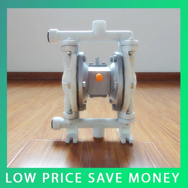 QBY-10 Engineering Plastic Pneumatic Diaphragm Pump 0-0.8M3/H