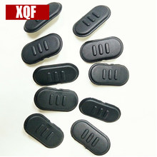 XQF 10PCS launch PTT button for Motorola A10 CP110 Two Way Radio(China)