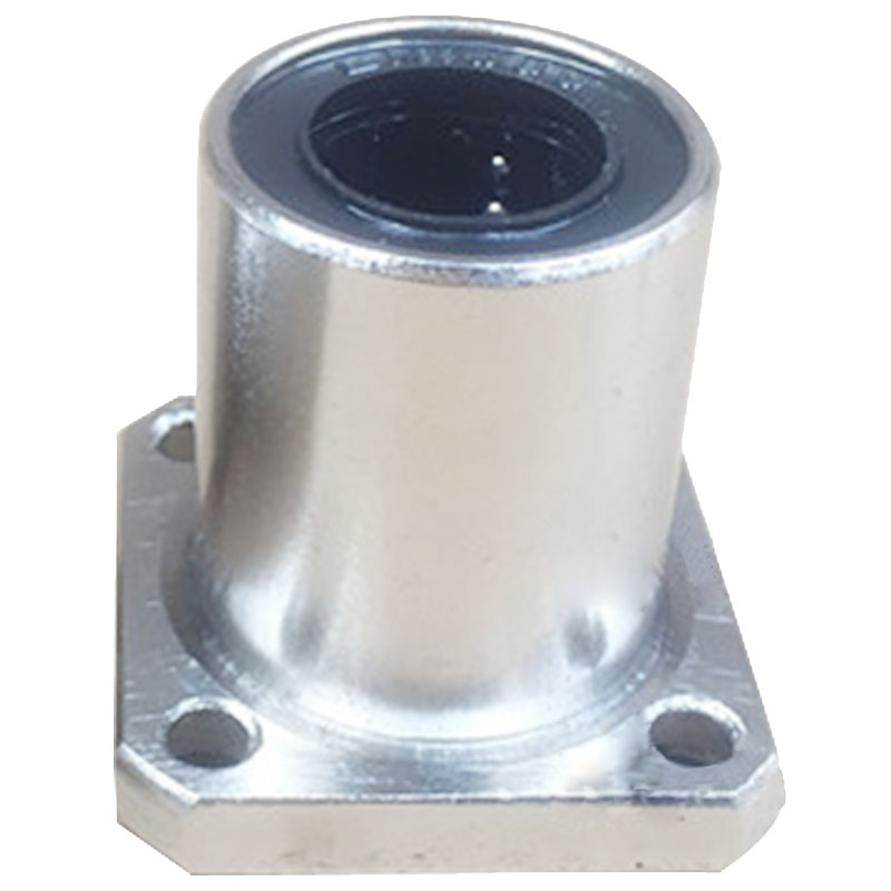 SZ Hot 8mm Inner Diameter Square Flange Linear Motion Bushing Ball Bearing LMK8UU lmh12uu 12mm inner dia oval flange mounted linear motion bushing ball bearing