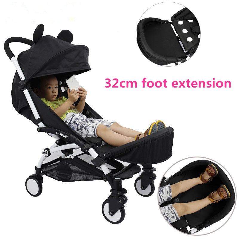 Baby Stroller Accessories Foot Extension Footboard For Yoyo Throne Buggy Carriage Accessory