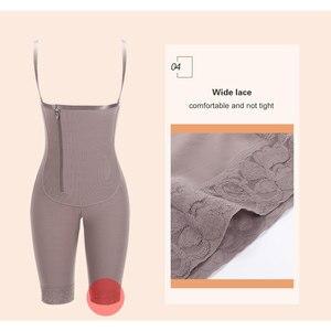 Image 5 - Lover Beauty Body Shaper Fajas Slimming Waist shaper Modeling Belt Thigh Reducer Tummy Control butt lifter Push Up Shapewear