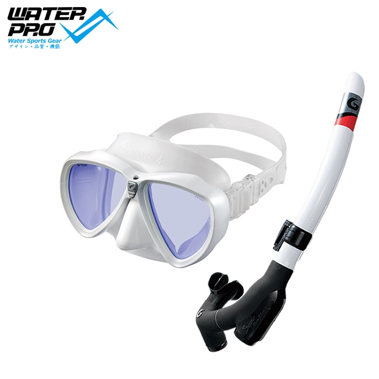 GULL Mask Snorkel set MANTIS LV Mask w/ Super Bullet Snorkel Scuba Diving Snorkeling настенный светильник mantis rod