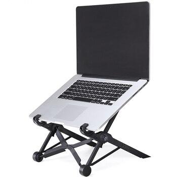NEXSTAND K2 Laptop Stand Holder Folding Desk Portable Adjustable Laptop Lapdesk Office Lapdesk Notebook Stand เมาส์