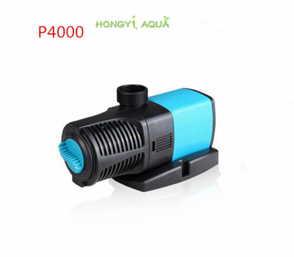 1 piece plastic quiet water pump for aquarium variable frequency submersible pumps for fish thank bomb SUNSUN P4000/P5000/P6000
