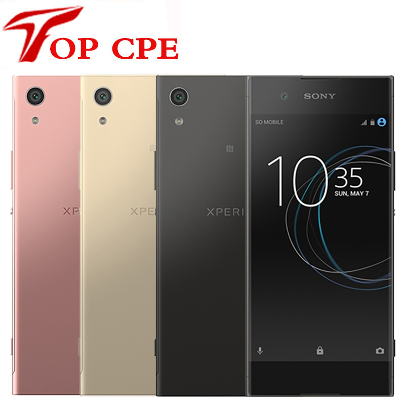Смартфон Sony Xperia XA1, 3+32 Гб, экран 5,0 дюймов, Android, камера 23 Мп, 4G LTE, GPS, Wi-Fi, аккумулятор 2300 мАч, разблокированный, черный/белый/розовый/золотой