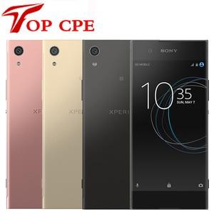 Sony Xperia XA1 Original Unlocked Single/Dual SIM 32GB ROM 3GB RAM 5.0 inch Android 23MP 4G LTE SmartPhone GPS WIFI Mobile phone(China)