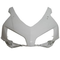 Unpainted ABS Upper Nose Fairing Front Cowl For Honda CBR1000RR 2004 2005 04 05 Two Colors