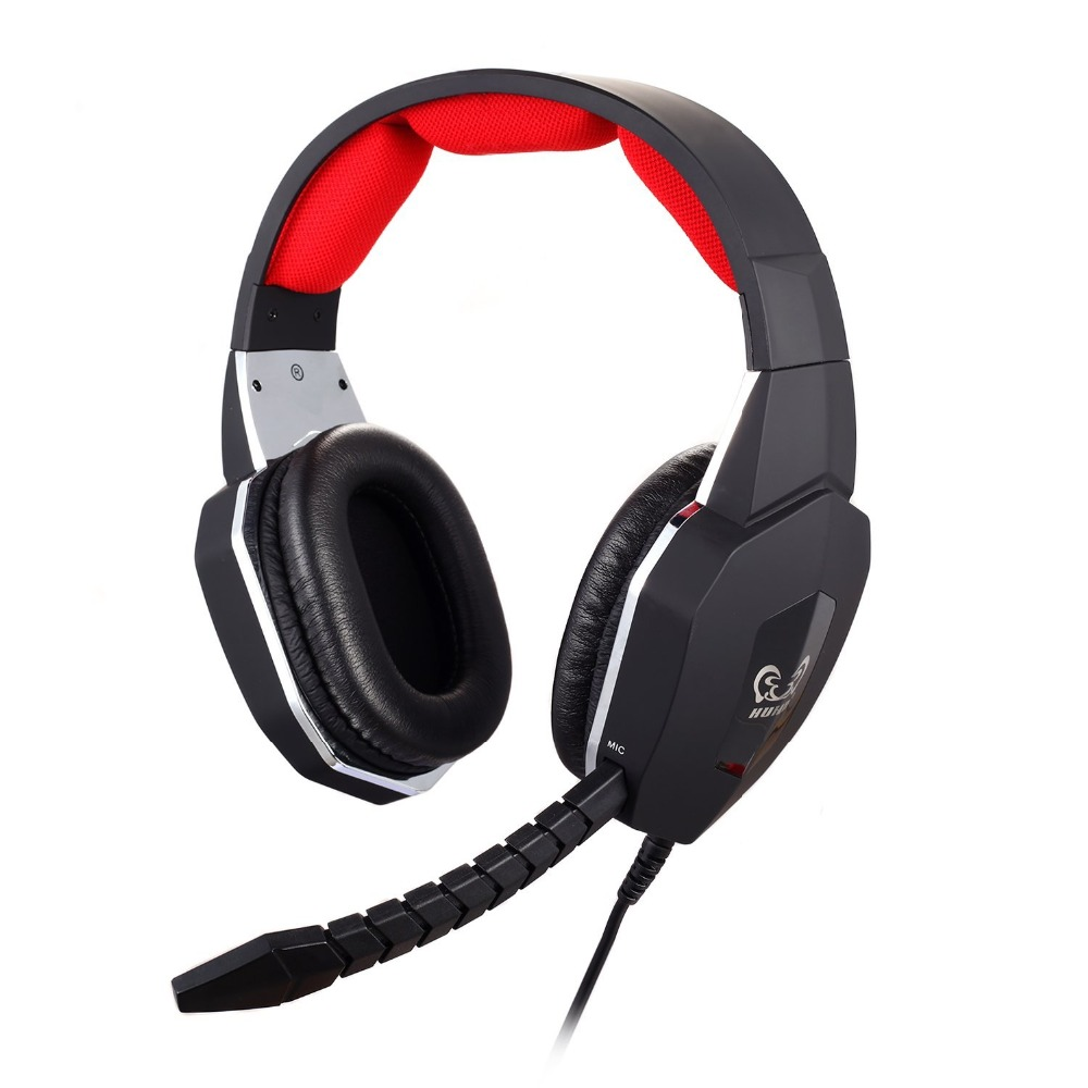 Wired headset for PS4 stereo gaming headset for Xbox one 2016 hot sell gaming headphones for Game console PS4 XBOX ONE PC PS3 image