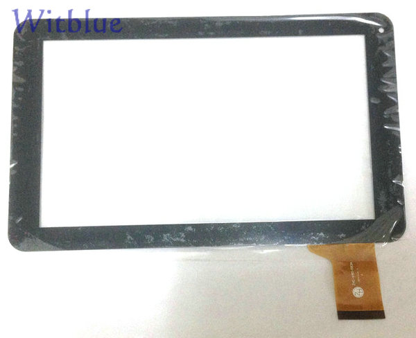 New Touch Screen 9 9inch Sunstech TAB97DC Tablet Capacitive Touch Panel Digitizer Glass LCD Sensor Replacement Free Shipping original new 10 1 inch touch panel for acer iconia tab a200 tablet pc touch screen digitizer glass panel free shipping