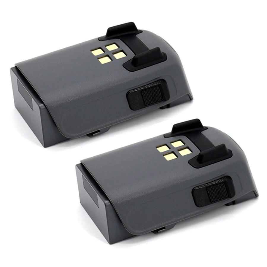 D'origine DJI Spark Batterie 2 pièces Max 16 minutes Vol 1480 mAh 11.4 V Conçu pour DJI Spark Drone