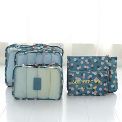 Aliexpress.com : Buy Lovely Travel Bags 6 pcs set cute Luggage ...