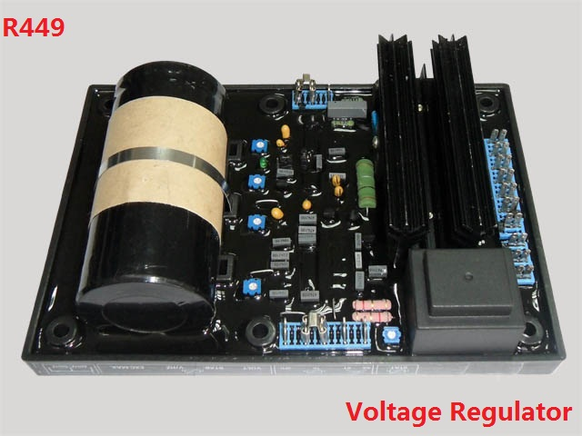 Generator AVR R449 Parts Automatic Voltage Regulator rgv12100 robin generator avr automatic voltage regulator replacement parts