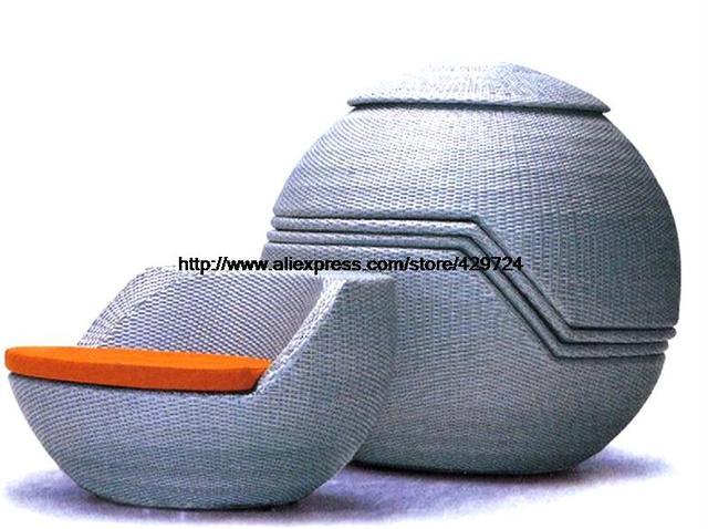 aliexpress com buy hot sale outdoor rattan furniture ball shaped
