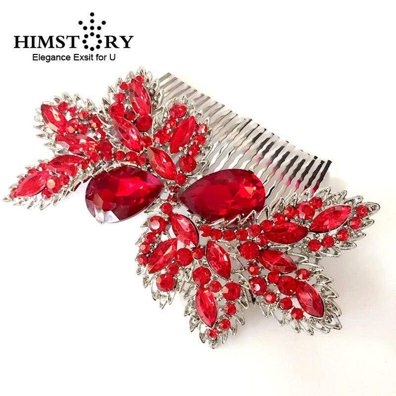 himstory luxury bridal hair accessories