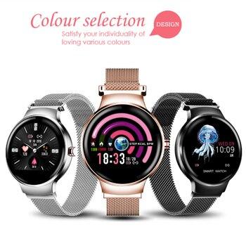 KEA Smart Watch Blood Pressure H5