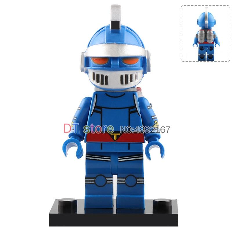 20PCS/LOT Super Heroes Action Figures Tiger Zagu Iron Man 28 FX Dolls Model Building Blocks Children Gift Toys XL019