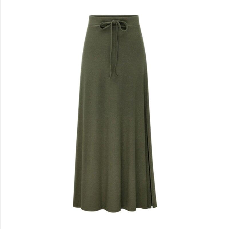 Summer Casual Short Skirts Women Skinny Wrap High Waist Ribbed Suspender Skirt