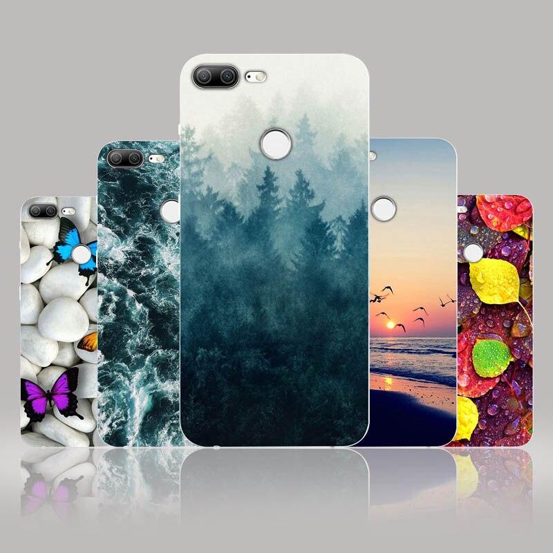 Silicone Cover Huawei Honor 9-Lite-Case Phone 9i 10 Funda Coque Soft-Protector