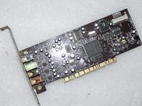 Original Disassemble1PCS LOT PCI7 1 Sound Card Creative Audigy SE 64 Bit SB0570 Support For Win7