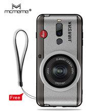 For Meizu X8 case cover Soft TPU Silicone Retro Camera Cassette Tapes pattern back cover For Meizu X8 X 8 phone case Anti-knock