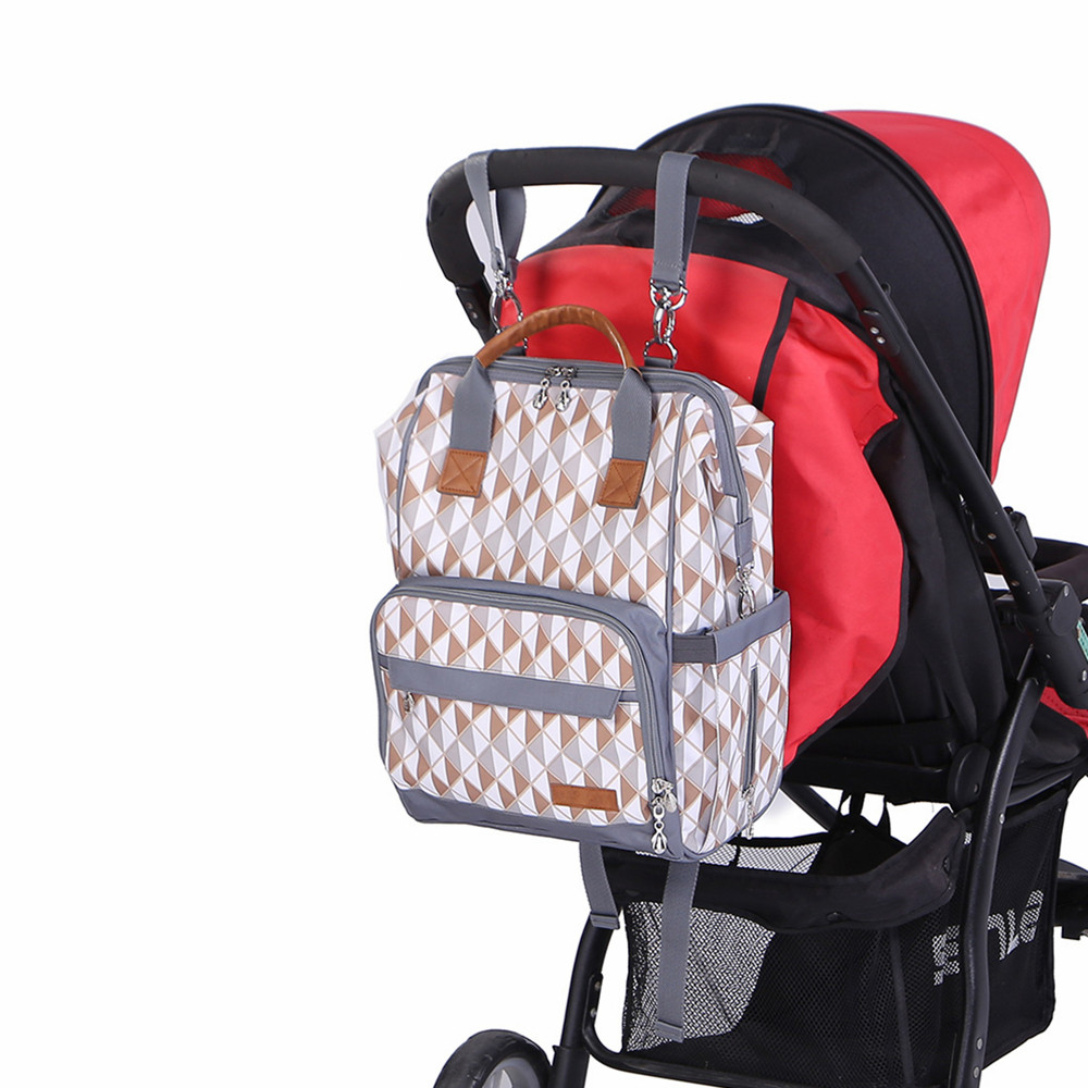 LXEM Diaper Bag Mommy Maternity Nappy Bags Large Capacity Baby Travel Backpack Nursing Bag Free Shipping large capacity waterproof maternity bag fashion multifunction baby diaper bags 5 colours mommy backpack baby travel nappy bags