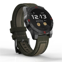 2018 Smart Watch Outdoor Sport Smartwatch Heart Rate Monitor Compass Waterproof For Android similar with Garmin Fenix3 N10B