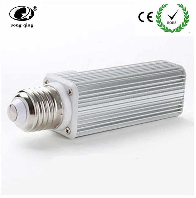 Lampada G23 G24 E27 9W 11W 13W 14W 16W 85 V-265 V/ AC תקע אופקי מנורת SMD5050 Bombillas LED תירס הנורה ספוט אור CE RoHS