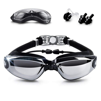 UV Waterproof Swimming Glasses