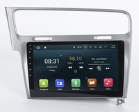 2G RAM 10 1 Inch Android 7 1 Car GPS Navigation System Auto Radio Audio Player