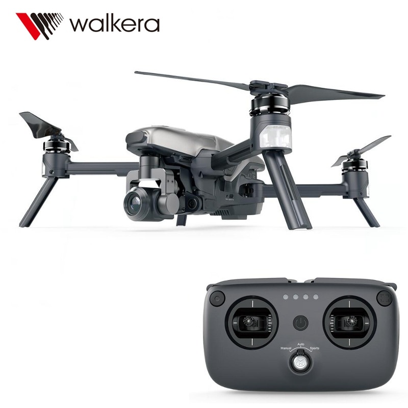 Walkera VITUS 320 5.8G Wifi RC Quadcopter 3-Axis 4K Camera Gimbal Obstacle Avoidance AR Games RC Multirotor Drone Outdoor Toys walkera g 2d camera gimbal for ilook ilook gopro 3 plastic version