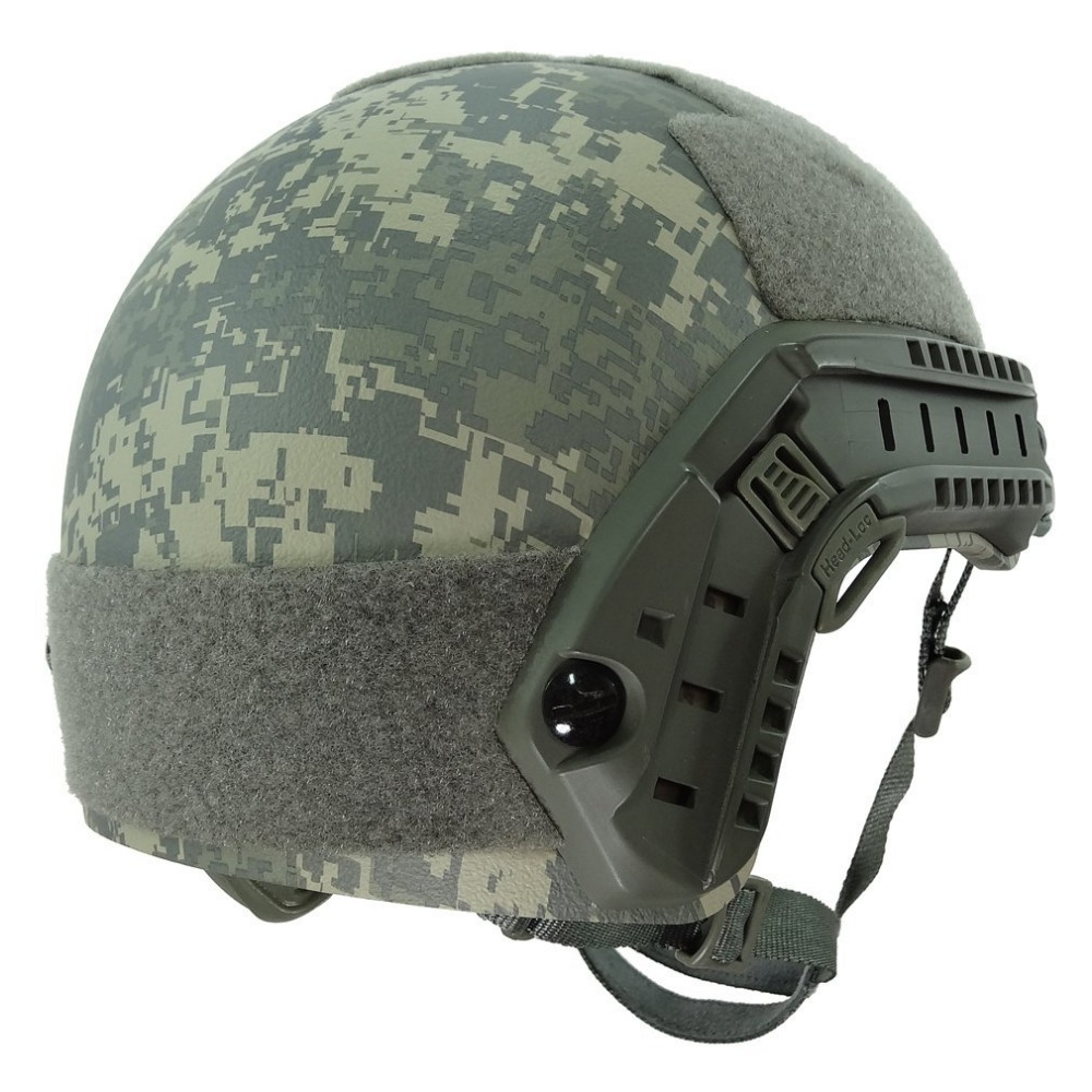 VILEAD 5 Colors Tactical Lightweigh Camouflage Fast MH Type Base Jump Military Tactical Helmet Pararescue Jump Helmet Helmets atairsoft pj mh bj fast type protective military tactical helmet pararescue jump helmet cycling helmets red