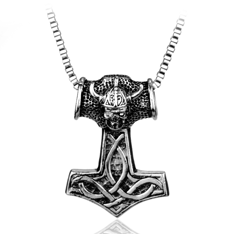 Collier nordiques Vikings Thor  4