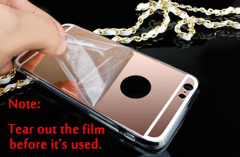 Esamday Πολυτελές Καθρέπτης Γυαλιστικών - Ανταλλακτικά και αξεσουάρ κινητών τηλεφώνων - Φωτογραφία 6