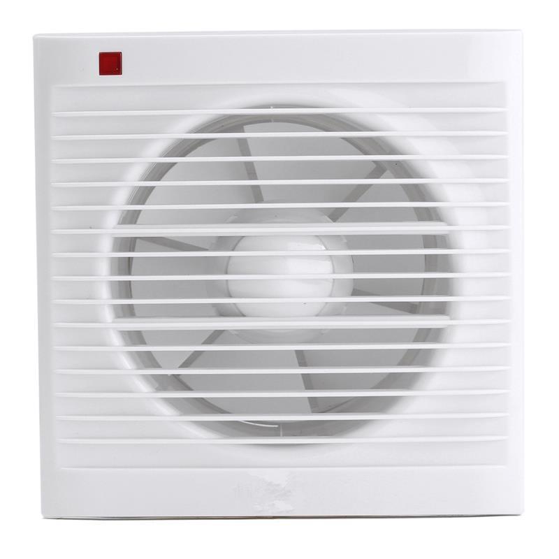 Home Appliance Exhaust Fan 4 Inch Mini Wall Window Exhaust Fan Bathroom Kitchen Toilets