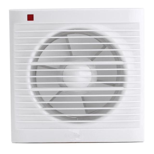 Bathroom Exhaust Fan Wattage: Home Appliance Exhaust Fan 4 Inch Mini Wall Window Exhaust