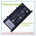 Batería Para 11 Pro Muelle de Teclado Original para 7WMM7 D1R74 28Wh