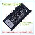 Bateria Para 11 Pro Teclado Doca Original para 7WMM7 D1R74 28Wh