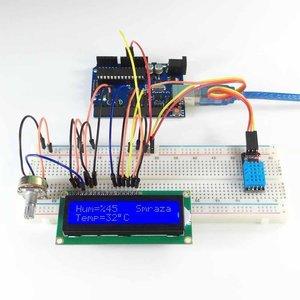 Image 2 - VENDITA CALDA Super Starter Kit Per Arduino UNO R3 e Mega2560 Bordo MB102 Tagliere 1602 LCD Servo Del Motore Relè di Apprendimento di base Suite
