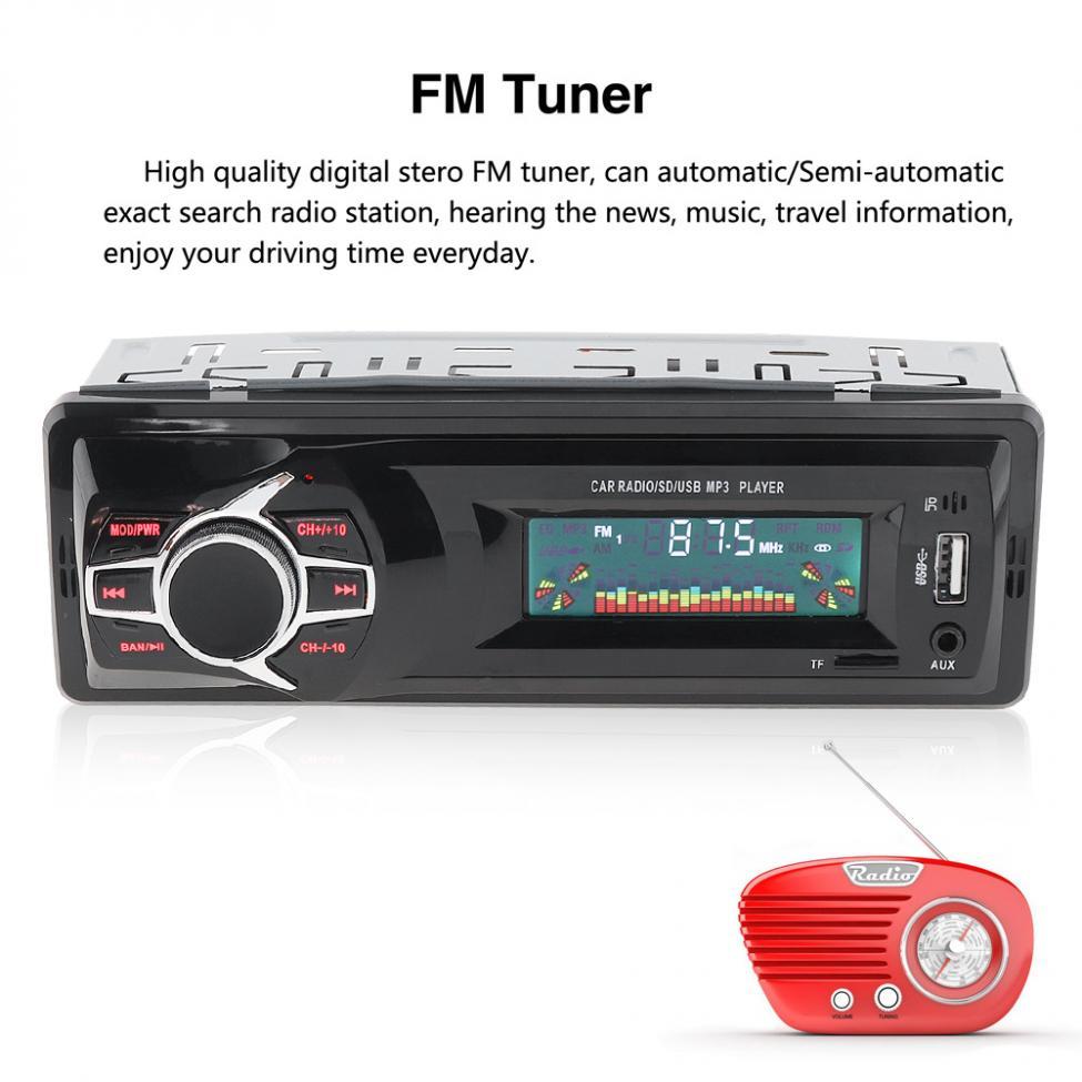 Audio States Radio Aux