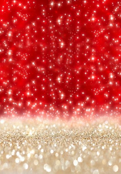 Christmas Background Portrait.Us 10 18 36 Off Custom Vinyl Cloth Christmas Red Glitter Boken Photography Backdrops For Newborn Wedding Photo Studio Portrait Backgrounds F 548 In