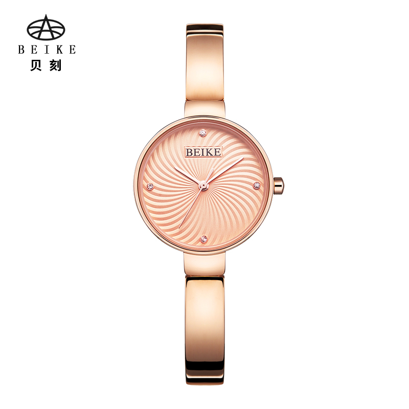 BEIKE 2018 Fashion Quartz Watch Women Watches Ladies Girls Famous Brand Wrist Watch Female Clock Montre Femme Relogio Feminino sanda gold diamond quartz watch women ladies famous brand luxury golden wrist watch female clock montre femme relogio feminino