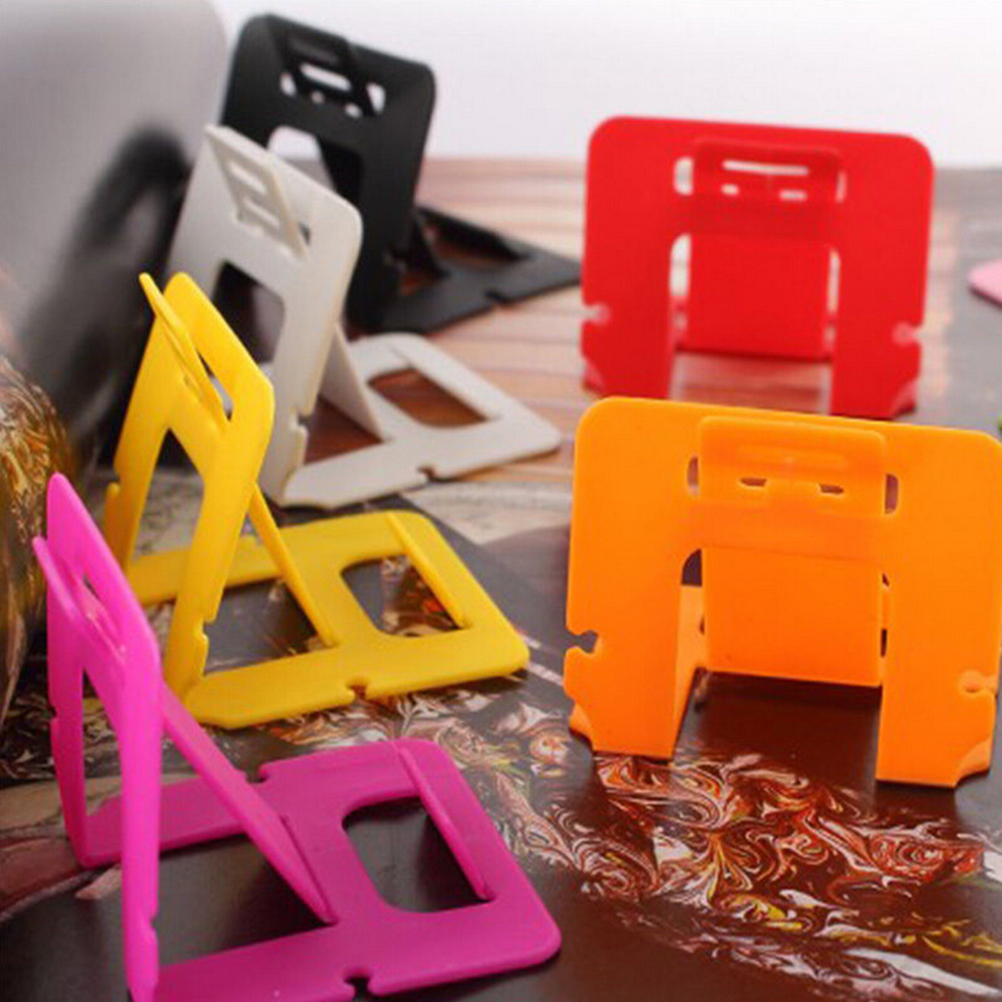30pcs/lot High Quality Universal Stand Card Phone Holder Support Holder Stand Mount mini cheap party favors gifts